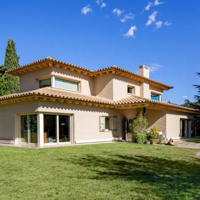 Casa Unifamiliar aislada en Vallromanes  2005